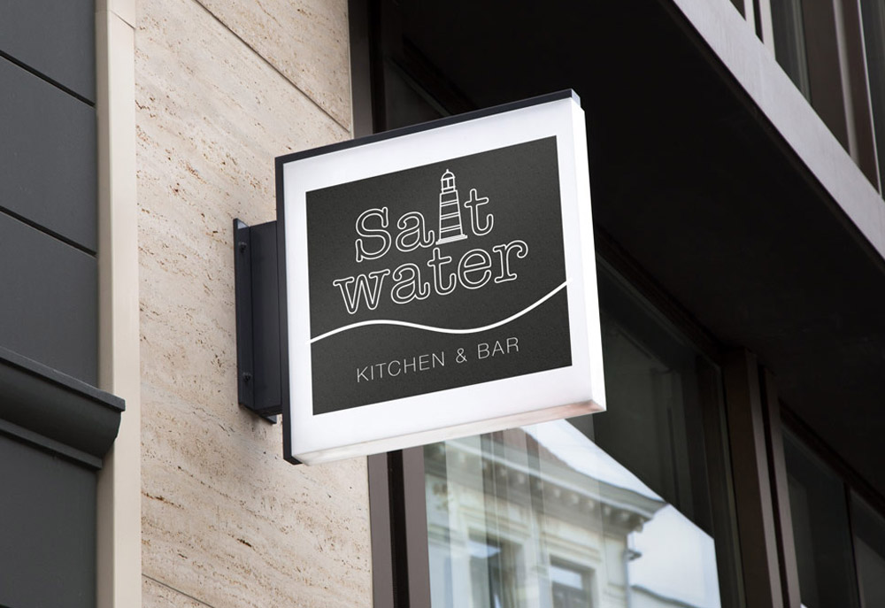Salt-Water Logo