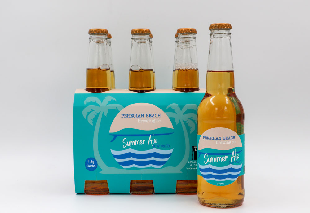 Peregian Beach Summer Ale Beer